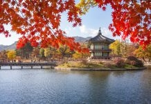 Du lịch Hàn Quốc mùa thu