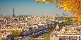 Thành phố Paris Du lịch Pháp
