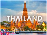 Thái Lanđất nước thu hút du khách khắp thế giới